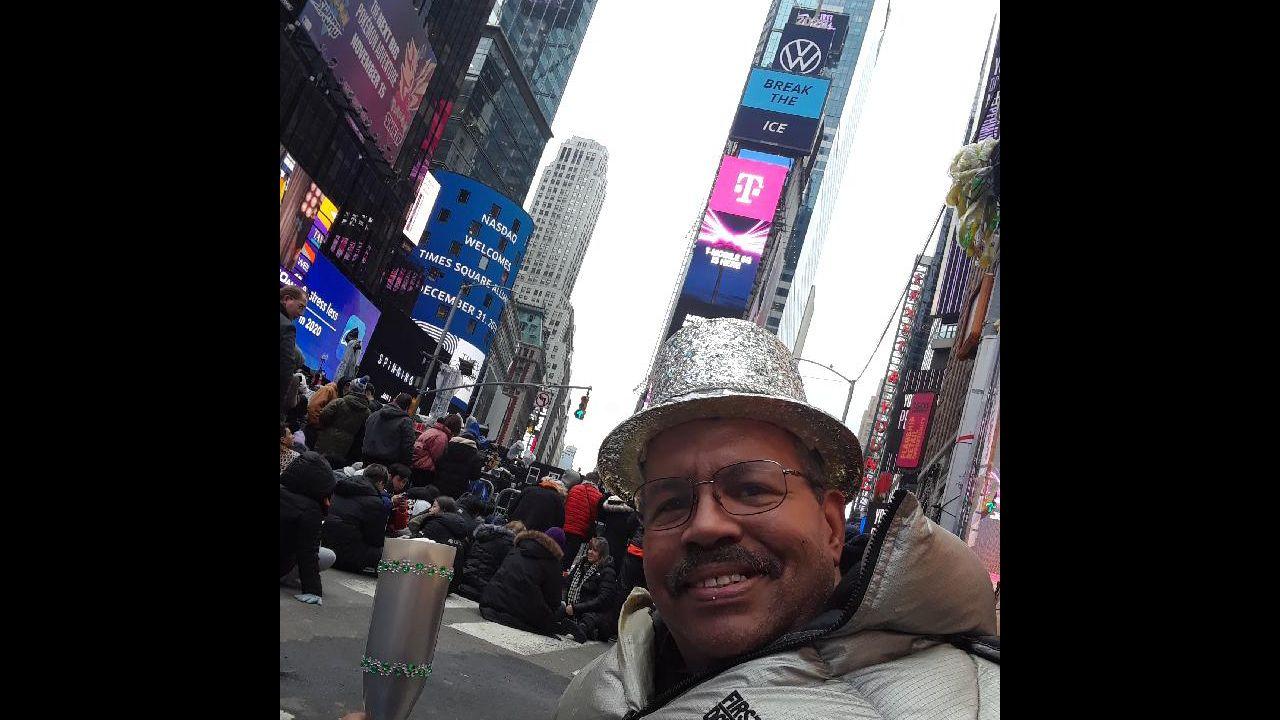 Ronald Colbert New Year's Eve