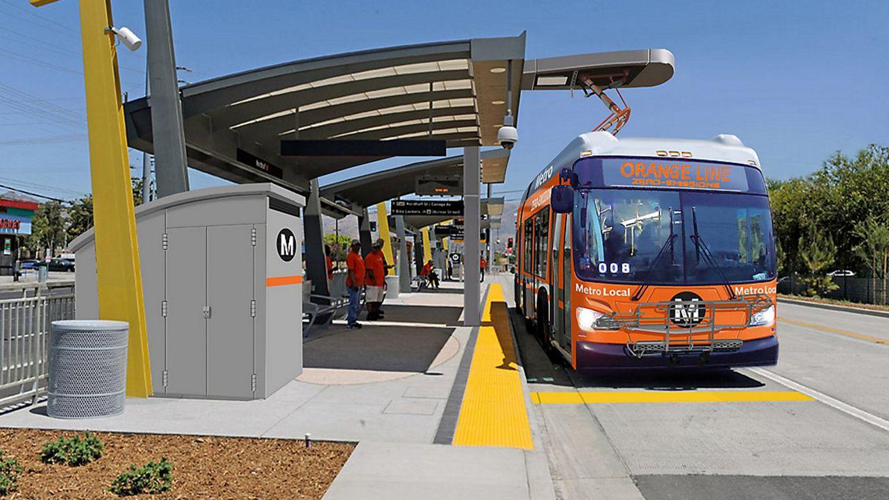 LA Metro Future Post COVID