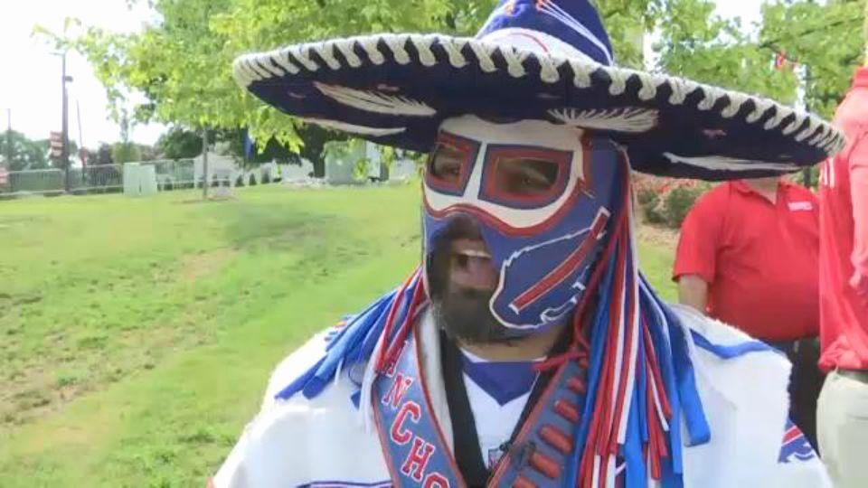 Buffalo Bills Superfan Pancho Billa Dies
