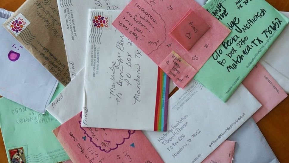 Community Seeks Pen Pals for Adults with Disabilities