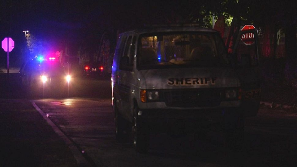 Authorities: Suspect In Pasco Shooting, Carjacking Apprehended