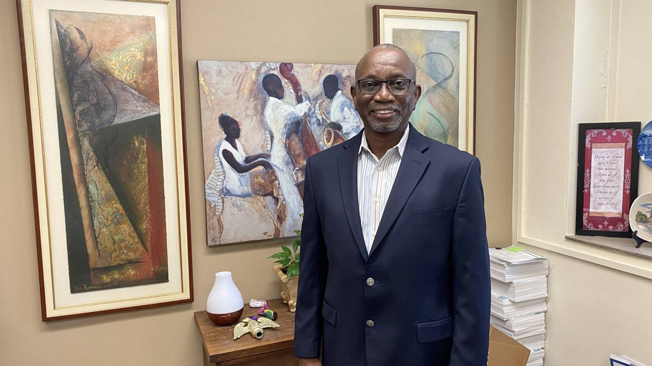 Roy Peeples is heading up a Kenosha task force on racial injustice. Peeples, who is a pastor at Turning Point Life Church, said it was time Kenosha took control of the city's narrative.