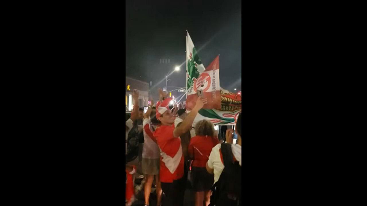 Peruanos Copa America