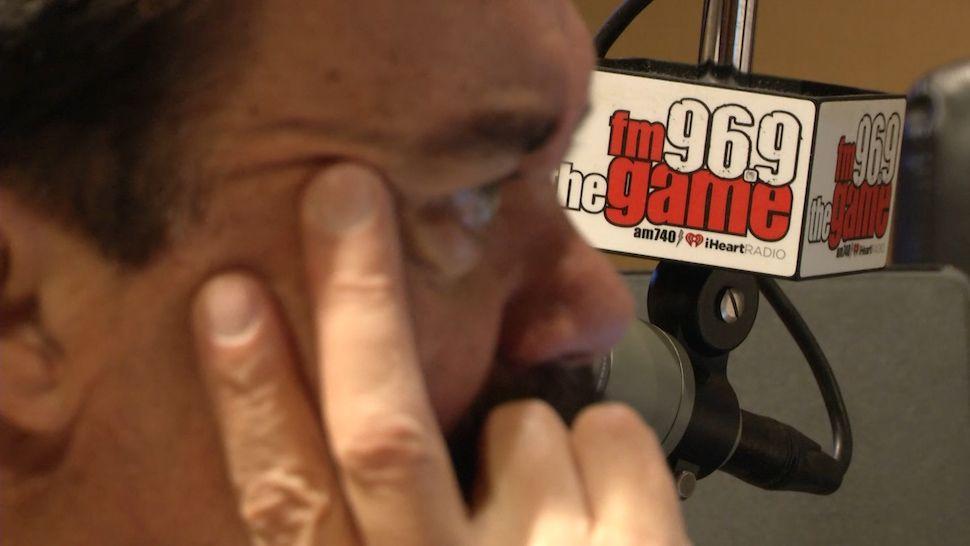 Radio Legend Jerry O'Neill Runs Through 'The Finish Line