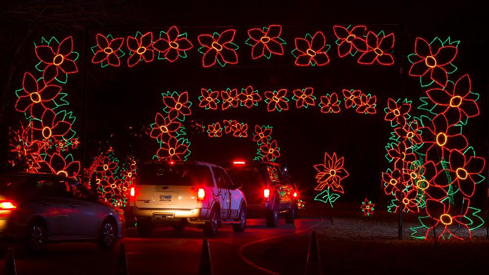 Prairie Lights Holiday Light Park Returns in 2020