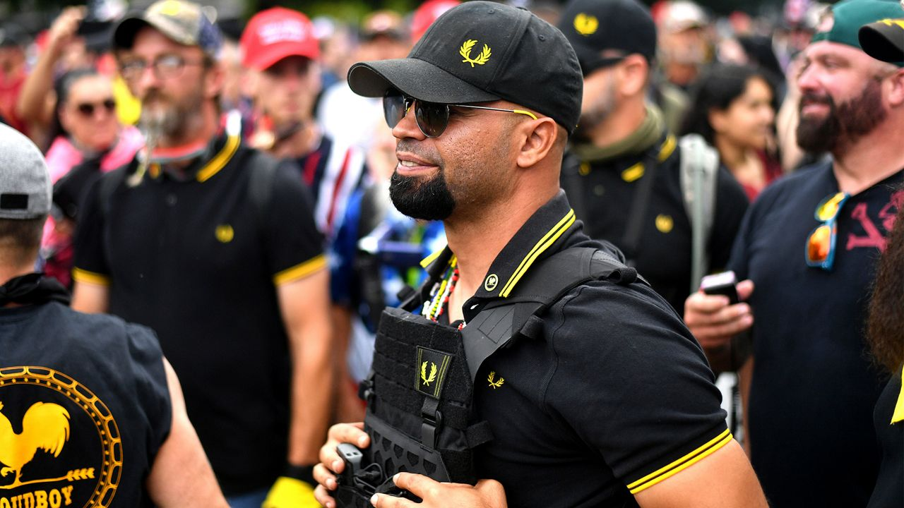 Proud Boys, Subculture Groups at Odds Over Fred Perry Polo