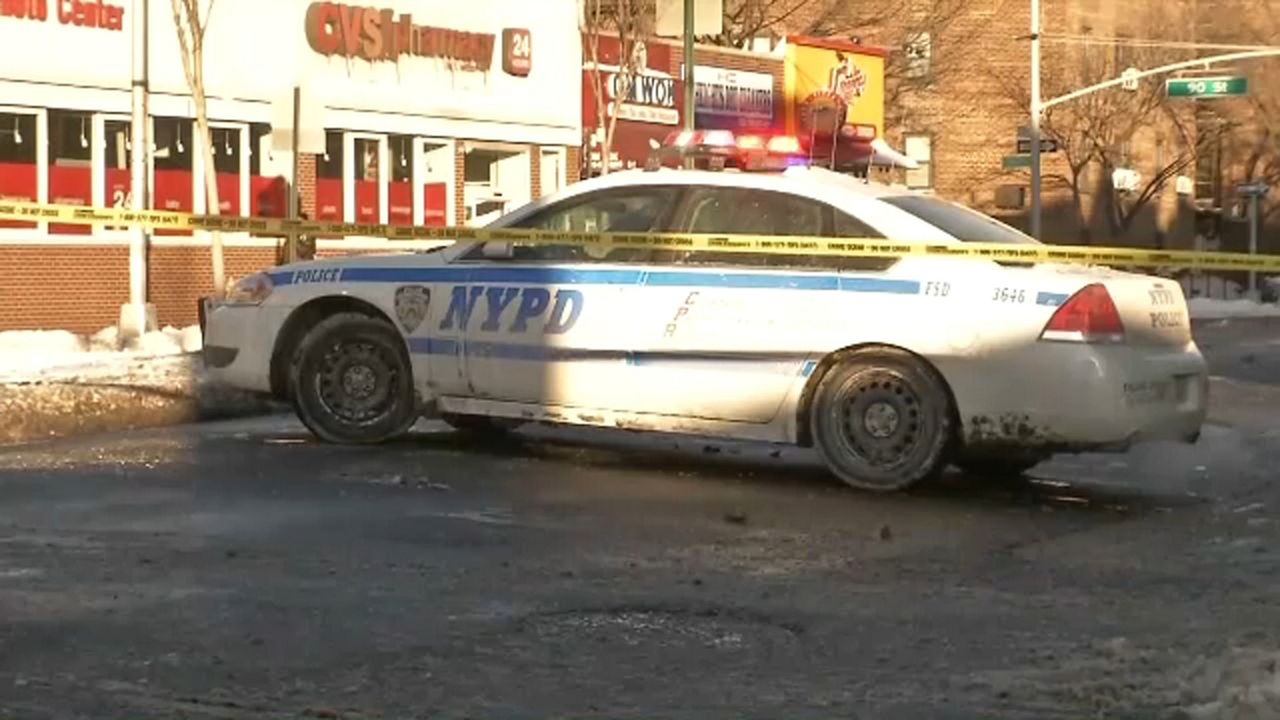Woman hit by vehicle while crossing Northern Boulevard
