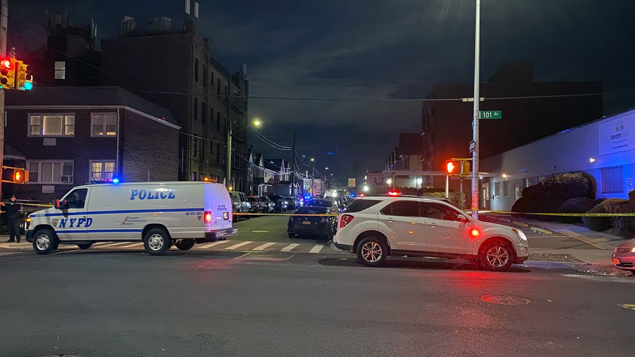 NYPD: Police Shoot Person in Queens