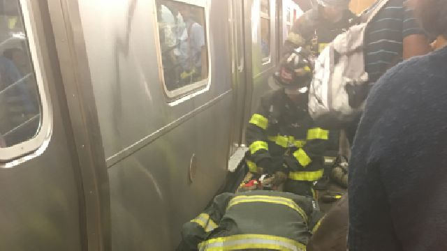Residual Delays After Reports of Person Struck by M Train in