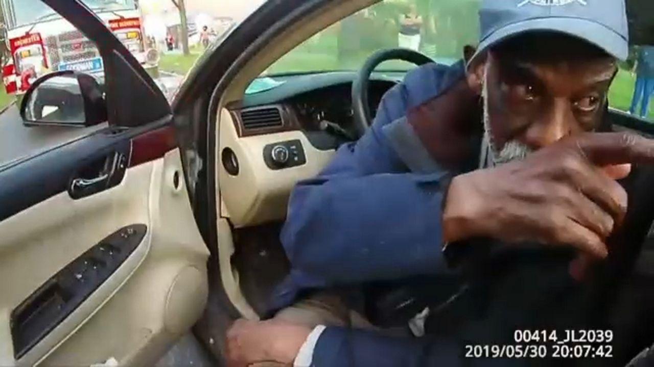 Body Camera Video Shows Aftermath of Assemblyman's Crash