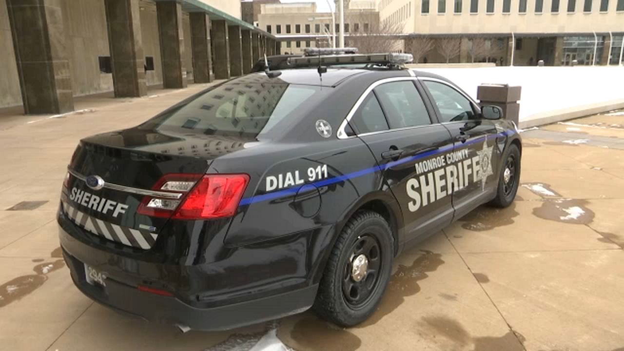 Monroe County Sheriff's Cars to Get a Makeover