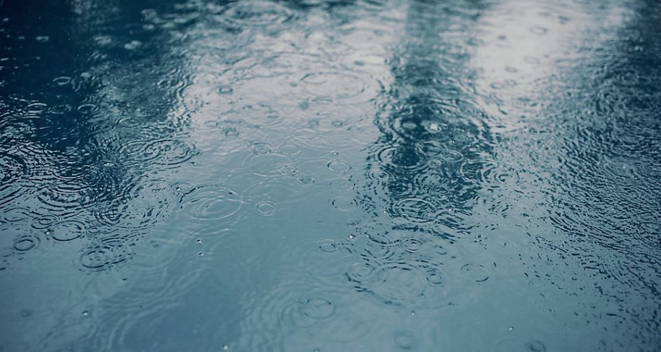 Rain First Then Colder