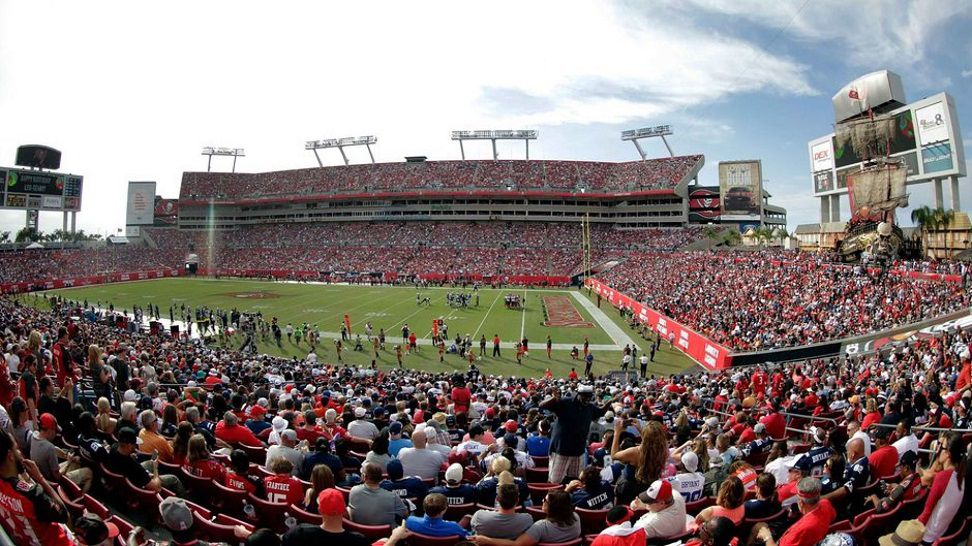 what bucs fans need to know before heading to ray jay what bucs fans need to know before
