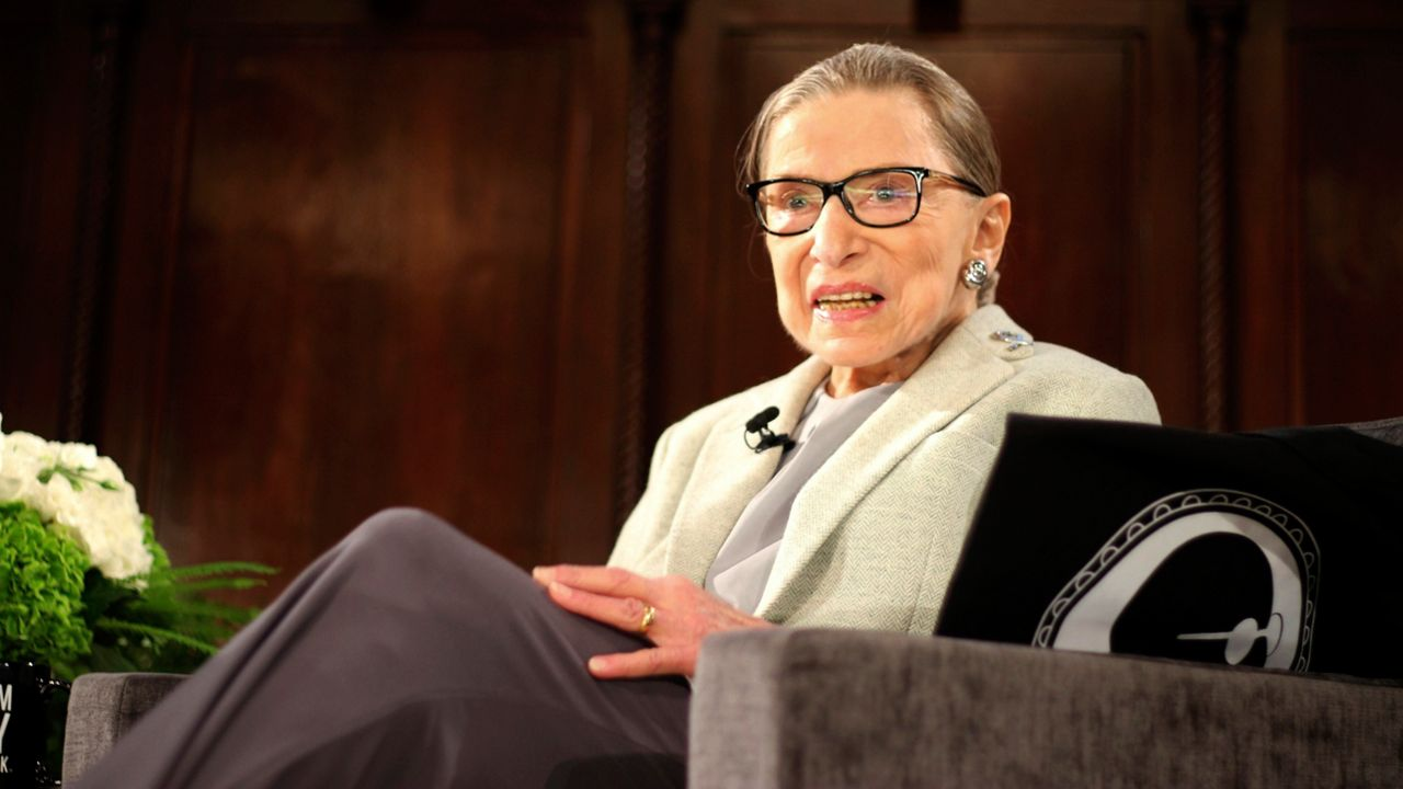 Ginsburg Becomes First Woman to Lie in State at US Capitol