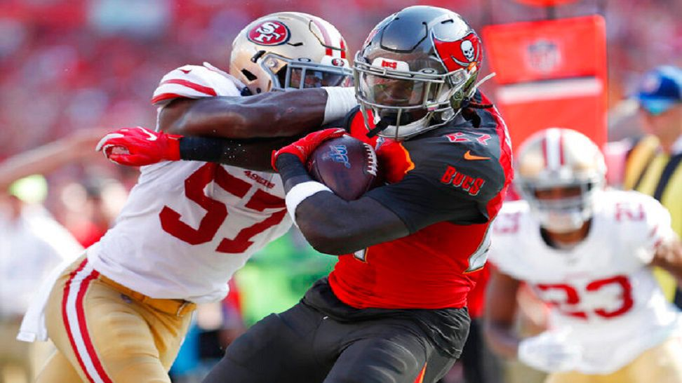 Buccaneers Running Game Finally Showing Signs Of Life