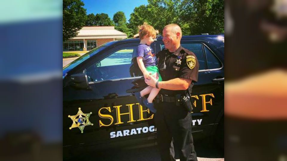 Saratoga County Sheriff's office mourning loss of deputy