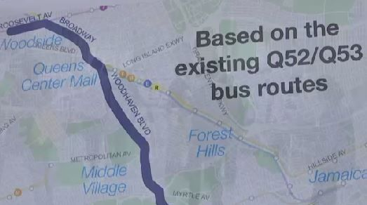 Views Mixed on Plan to Add Select Bus Service on Woodhaven ... on q6 bus map, bus route map, q23 bus map, q5 bus map, q36 bus map, q8 bus map, q31 bus map, q101 bus map, q24 bus map, q13 bus map, q43 bus map, far rockaway bus map, n20 bus map, q15 bus map, q112 bus map, q102 bus map, q41 bus map, q38 bus map, q69 bus map, q104 bus map,