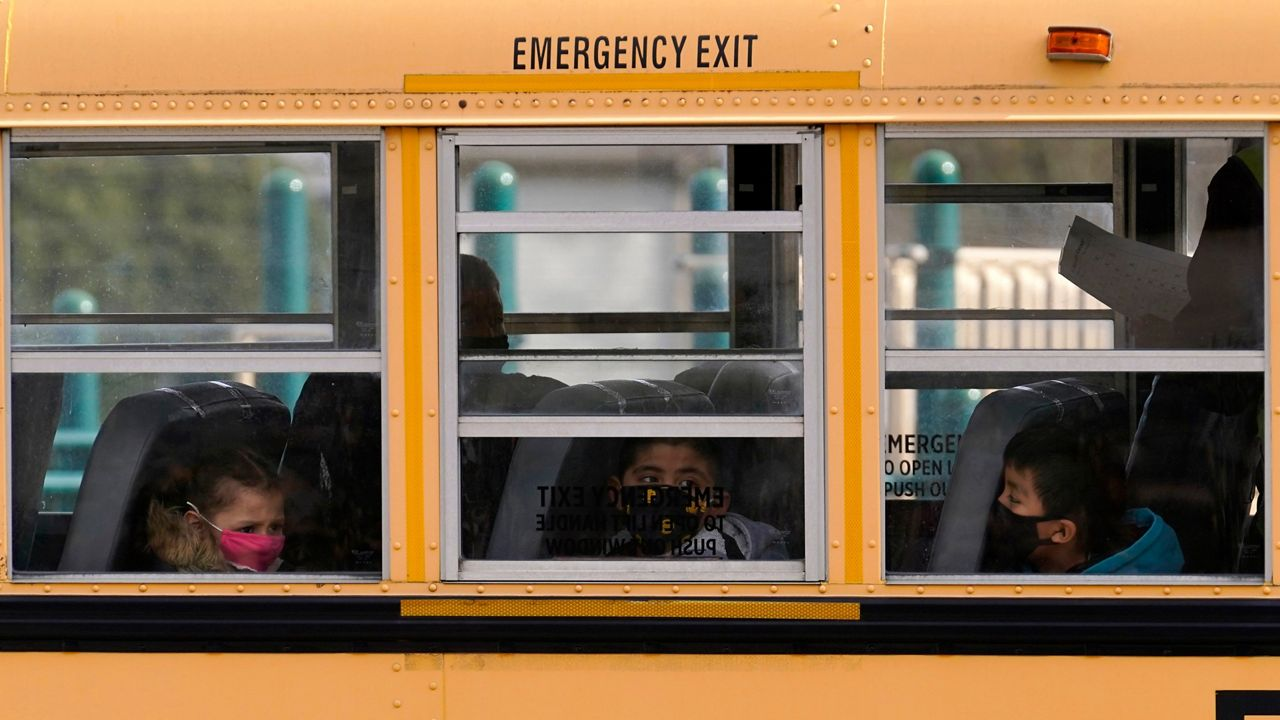 Polk County school bus drivers demand a raise