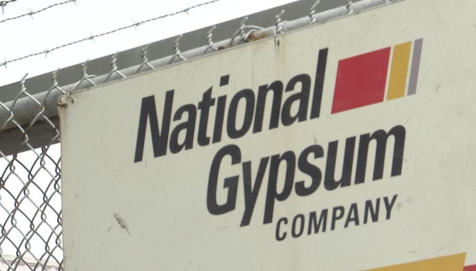 National Gypsum reopens in Wilmington