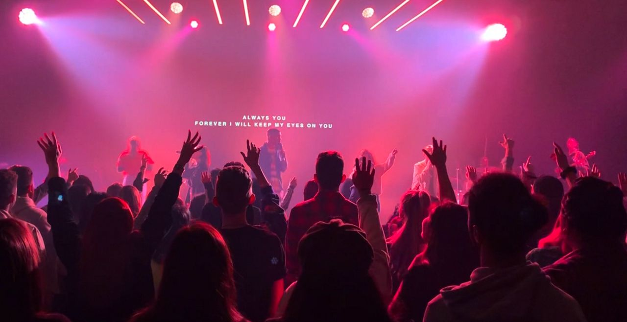 Mosaic Church Empowers Millennials with Inner Peace