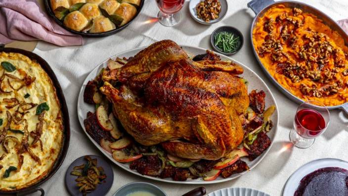 Thanksgiving 2020 Is Making Room for New Traditions