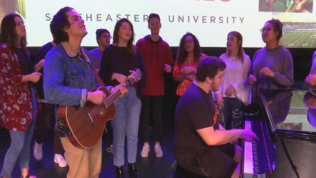 Southeastern University's Worship Group Reaching Lofty Musical Heights