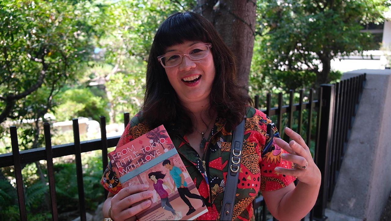 spectrumnews1.com: 'From Little Tokyo with Love' novel celebrates historic neighborhood