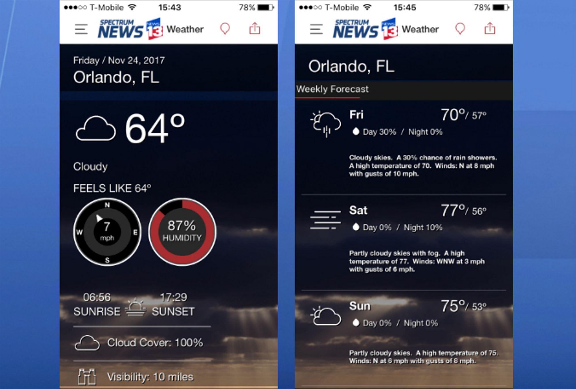 Spectrum News Apps | Central Florida Local News | Spectrum News 13