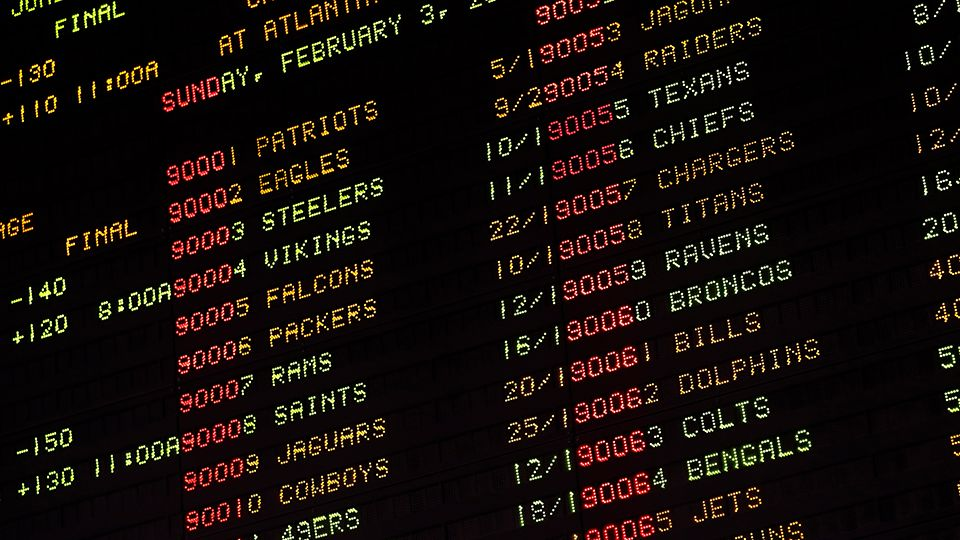 Constitutional concerns remain about mobile sports betting