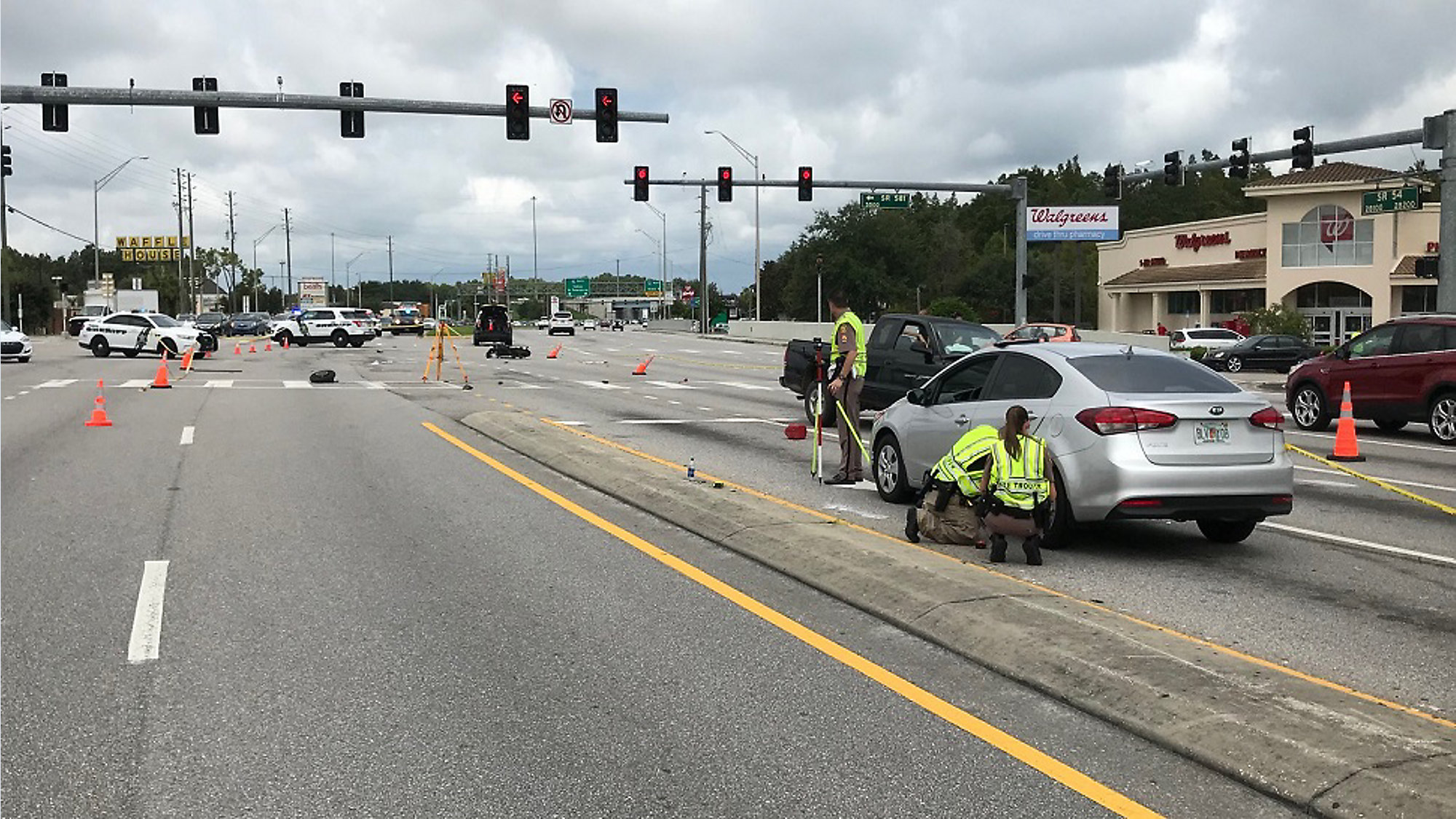 Traffic News | Tampa Traffic News| Spectrum Bay News 9