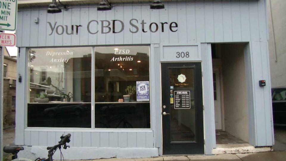CBD Shop Opens in Ithaca