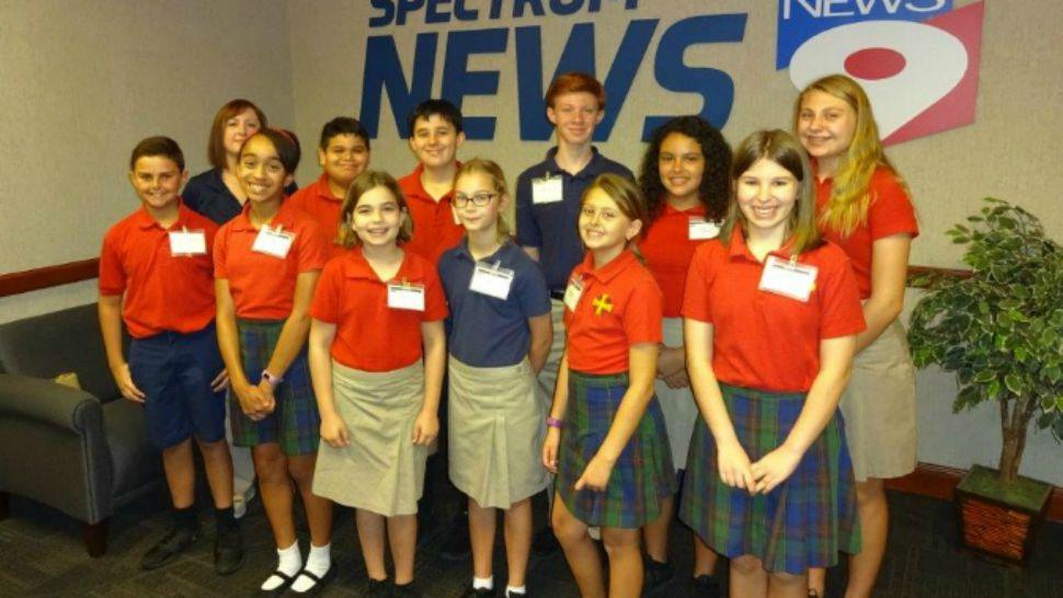 St. Stephen Catholic School - Feb. 20