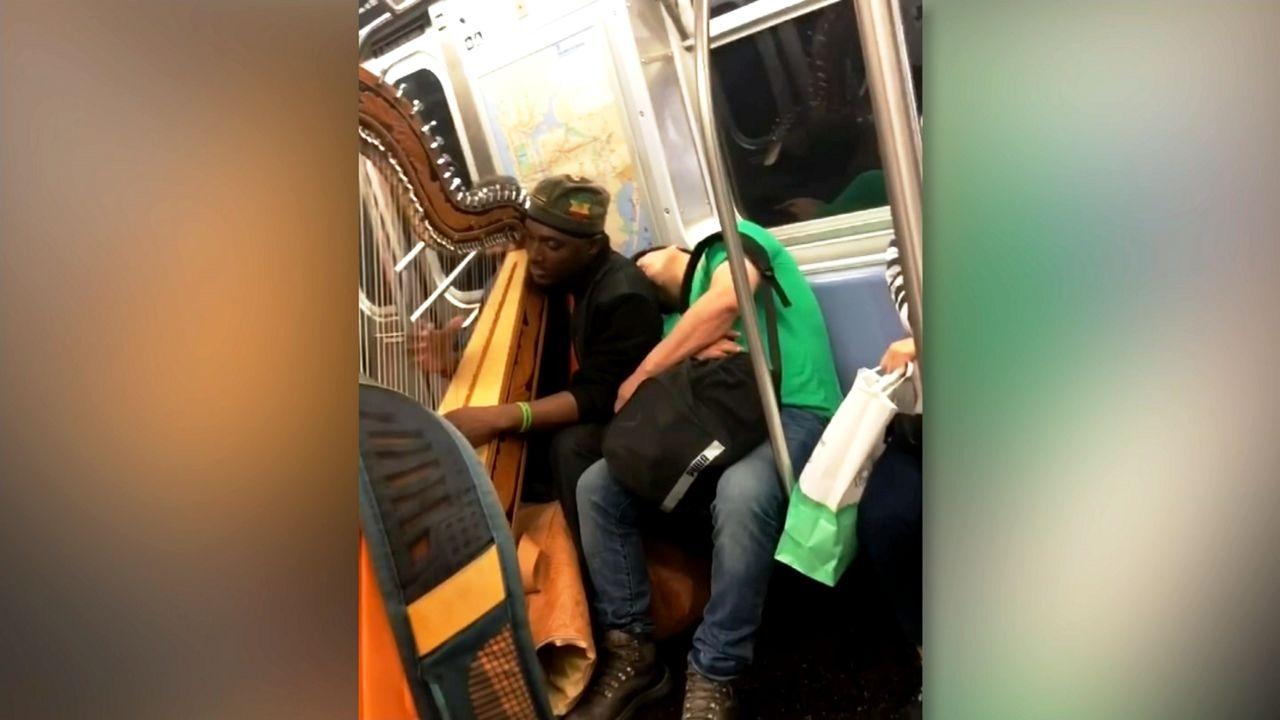 Odd Sights Keep Popular 'Subway Creatures' Account on Track