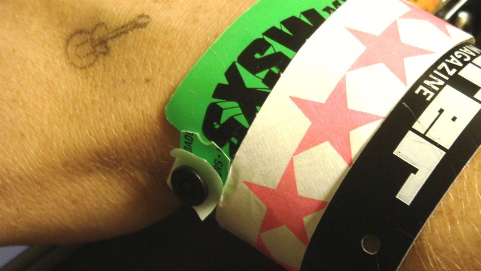 Here's How You Can Get Your Hands On SXSW Wristbands