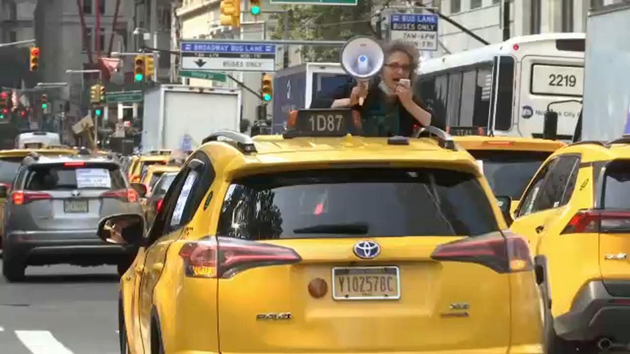 taxis amarillos