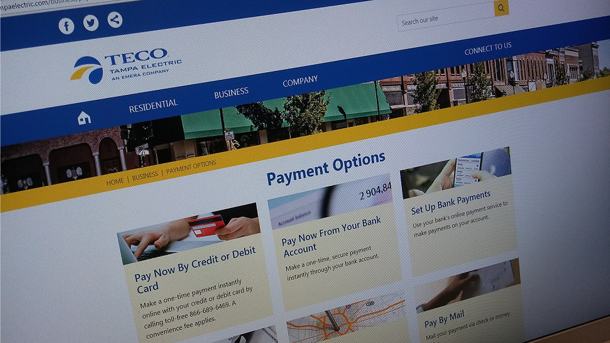 TECO Customers Get One-Time Refund in January