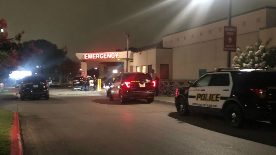 Teen Shot, Dropped Off at Hospital