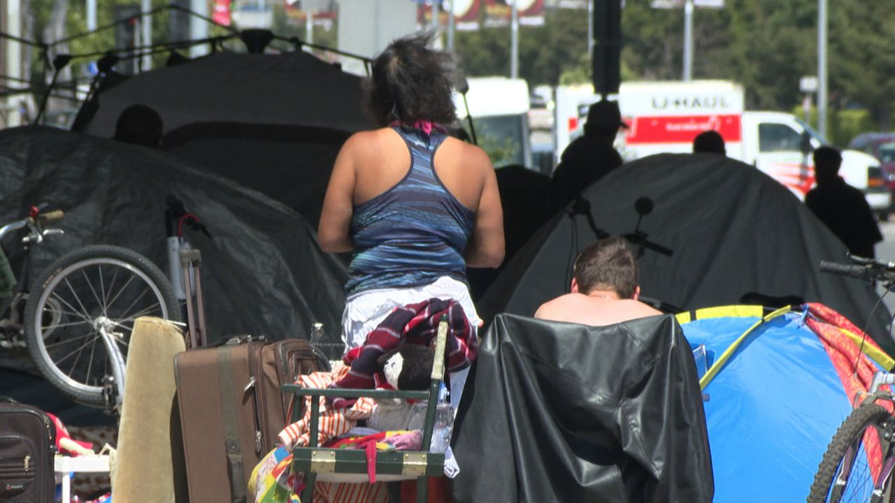 Crime Rate Among Homeless Skyrockets in Los Angeles