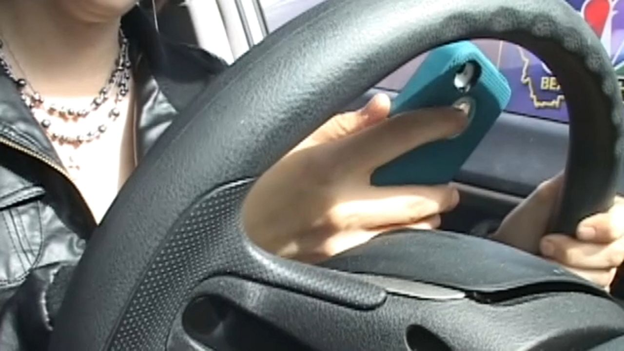 Looking at Teen Texting and Driving Rates in New York