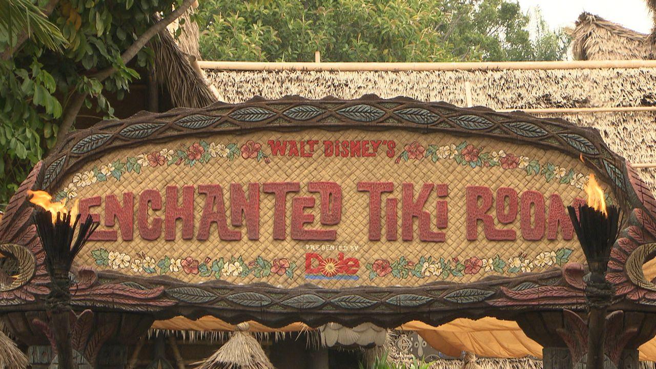 SoCal Tiki Culture: Sing Like the Birdies at Walt Disney's Enchanted Tiki Room