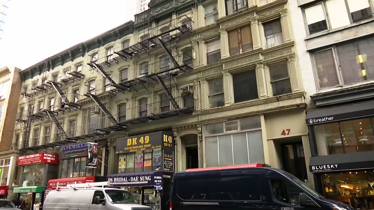 'Tin Pan Alley' Buildings Now Have City Landmark Status