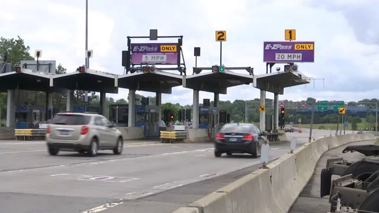 NYS Thruway Toll Booths Going Cashless