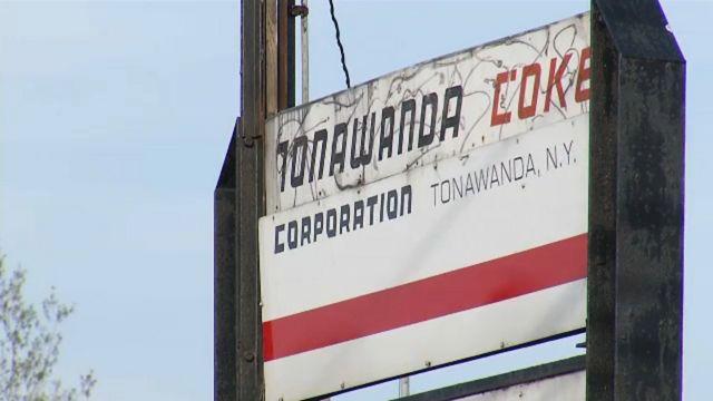 Clean Air Coalition Celebrates Tonawanda Coke Closure