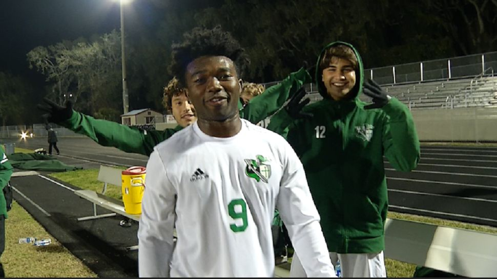 Tampa Catholic's Watson Playing for Love of the Game