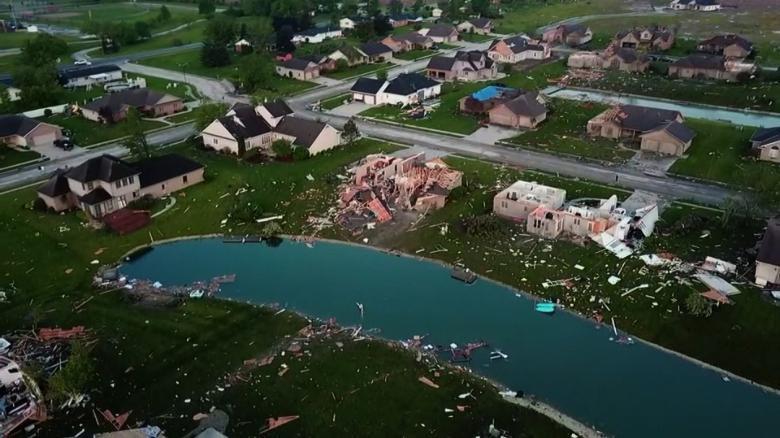 Memorial Day Tornado Count Tops Super Outbreak Of 1974