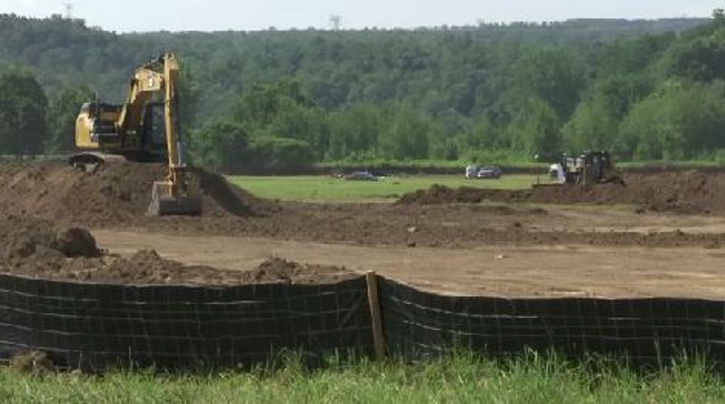 Tractor Supply Breaks Ground On Herkimer County Distribution Center