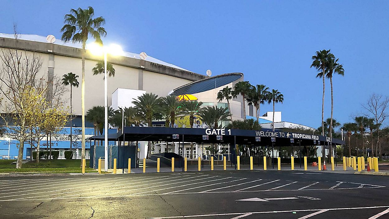 Rays leadership to meet with city council on Tropicana Redevelopment Project
