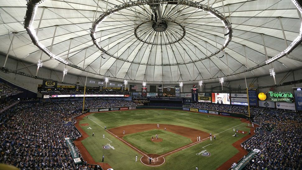 Tampa Bay Rays Offering Free Tickets to Dorian Evacuees