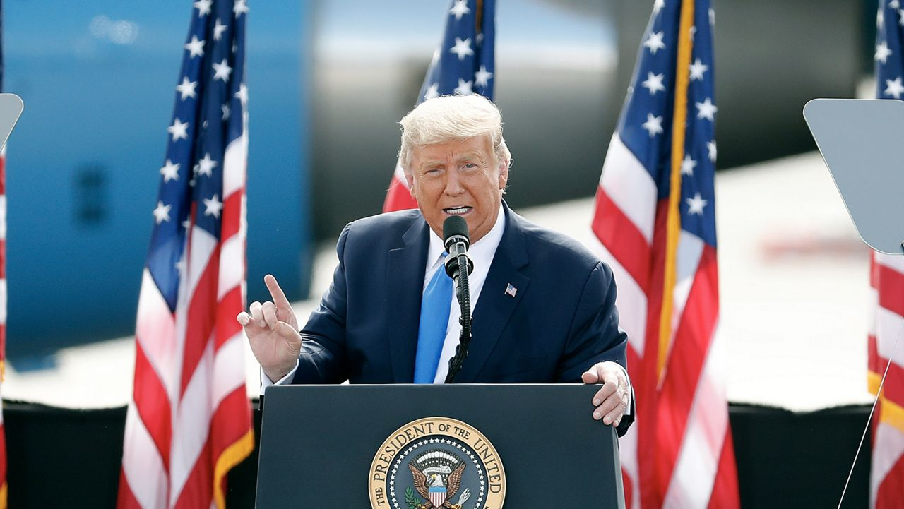 Donald Trump Will Speak At Nc Gop Convention In June