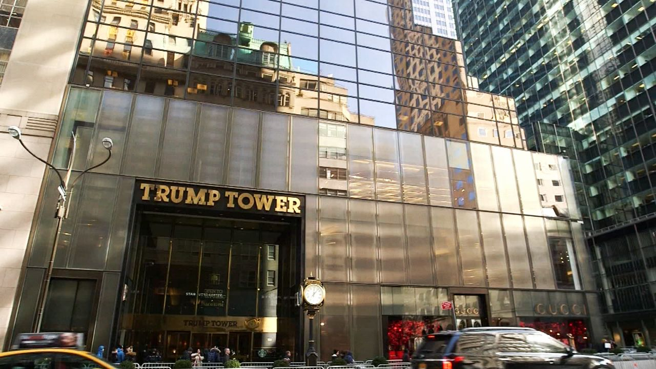 Rename Street At Trump Tower After